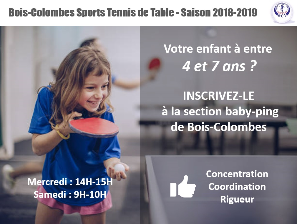accueil bois colombes sports tennis de table. Black Bedroom Furniture Sets. Home Design Ideas